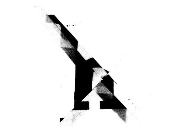 Letter deformation